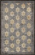 Antique Chinese Ningsia / Ningxia Carpets