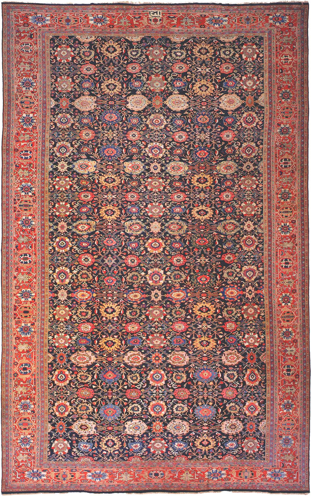 antique sultanabad 3019 Luxury Rugs and Fine Antique Carpets
