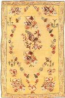 Antique Giordes Turkish Rug 40843 Color Details - By Nazmiyal