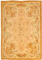 Antique Savonnerie French Rug 43937 Color Details - By Nazmiyal