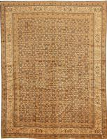 Antique Farahan Persian Rug 43251 Color Details - By Nazmiyal