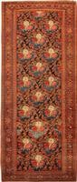 Antique Farahan Persian Rug 43419 Color Details - By Nazmiyal
