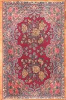 Antique Kerman Persian Rug 43298 Color Details - By Nazmiyal