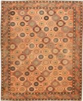Antique Khotan Oriental Carpets 41849 Color Details - By Nazmiyal