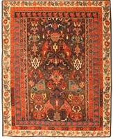 43265 Antique Seychour Caucasian Rug Color Antique Persian Heriz Serapi Rug 46423