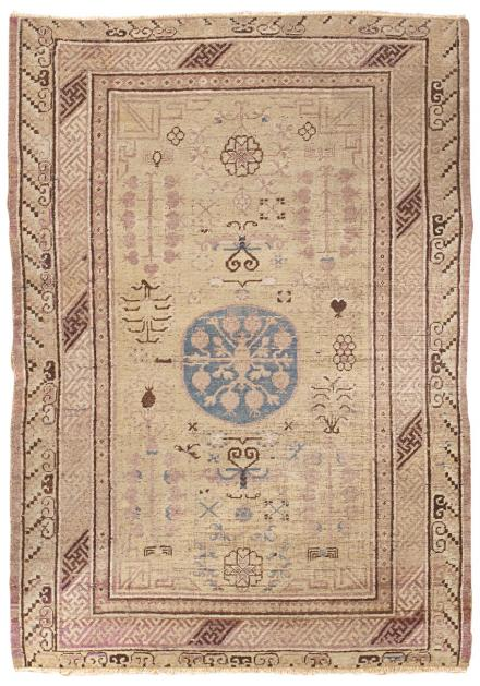 Antique Khotan Rug 45499 Main Image - By Nazmiyal