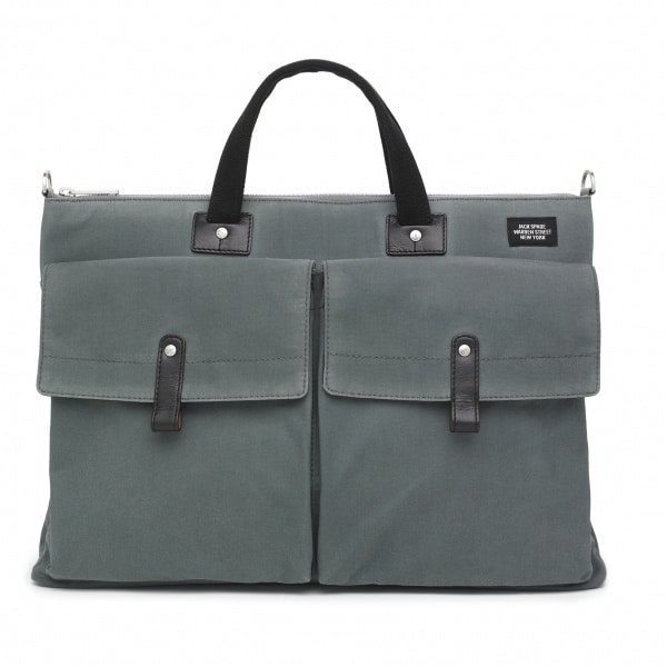 Jack Spade Waxwear Pocket Brief (Fall 2011)
