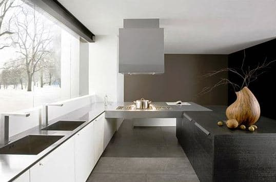 Minimalist Design Modern Kitchen