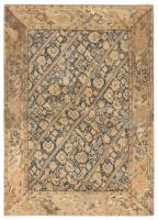 color 46133 Fine Antique Persian Khorassan Oversized Rug 47521