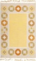 Scandinavian Rug Designed By Barbro Sprinchorn
