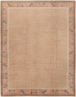 Antique Chinese Rug 46948 Nazmiyal - By Nazmiyal