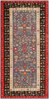 Antique Romanian Bessarabian Kilim 46919 Nazmiyal - By Nazmiyal