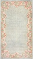 French Art Nouveau Rug 47075 Color Detail - By Nazmiyal