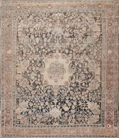 Antique Persian Bakhtiari Carpet 46190 Color Detail - By Nazmiyal