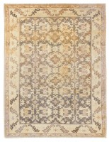 Antique Agra Oriental Rugs 43994 Color Detail - By Nazmiyal